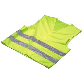 "Gilet - Hama - de sécurité ""Automotive"", jaune fluo"