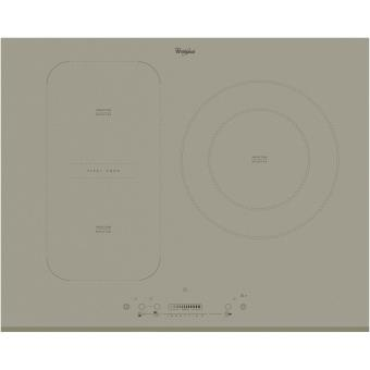 Table de cuisson induction whirlpool flexicook acm 807 bf s achat prix fnac - Table induction whirlpool ...