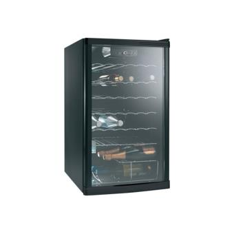 candy ccv 150 eu cave vin pose libre 50 cm noir. Black Bedroom Furniture Sets. Home Design Ideas