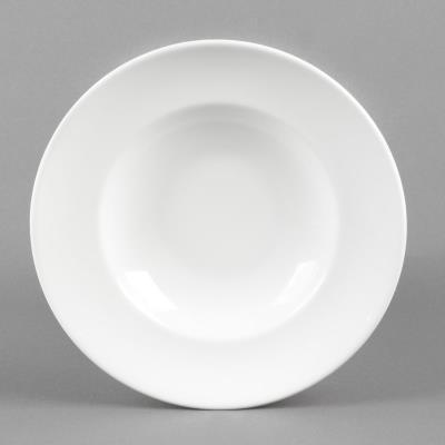 Porcelaine blanche blanc*ass.pasta napoli 26 cm porcelaine