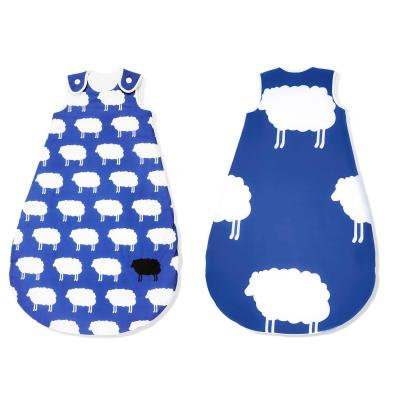 Pinolino - Gigoteuse bébé hiver 110 cm - Joyeux Moutons bleus