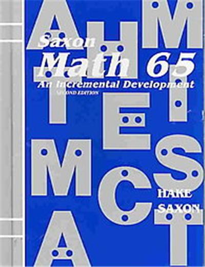 Sason Math 65-An Incremental Development