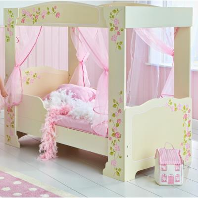 FILLE ROSE LIT D'ENFANT À BALDAQUIN ROOM STUDIO 863799