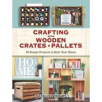 Crafting with wooden crates and pal