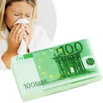 réduction jusqu'à 60% nouveau produit tout neuf Mouchoirs Billets De 100 Euros - Article de fête - Achat ...