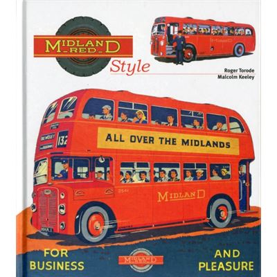 Midland Red Style (Hardcover)