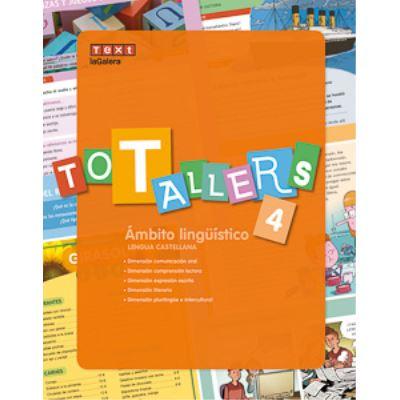 Tot Tallers Lengua Primària 4 2019 - [Livre en VO]