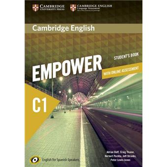 Empower c1 adv sb+online assessment