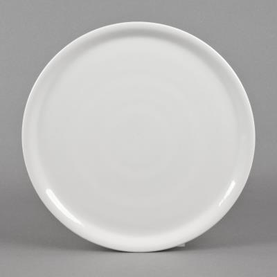 Porcelaine blanche blanc*ass.pizza 31cm porcelaine