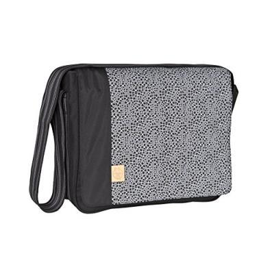 Lässig casual sac à bandoulière blossy black