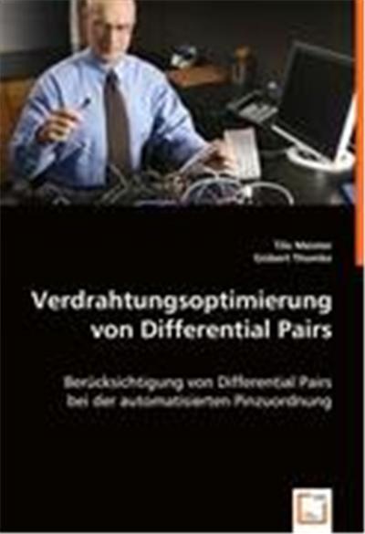 Verdrahtungsoptimierung von Differential Pairs