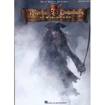 Pirates of the Caribbean - at World's End (piano Solo) - Paperback - 2007