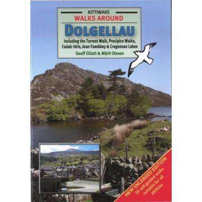 Walks Around Dolgellau: Including the Torrent Walk, Precipice Walks, Cadair Idris, Aran Fawddwy & Cregennan Lakes
