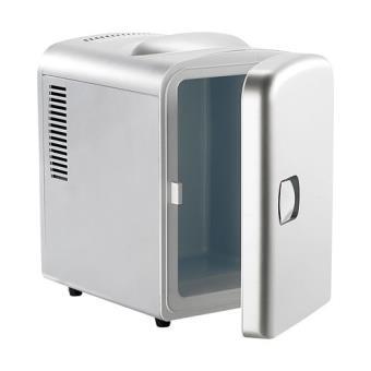 Mini Refrigerateur 2 En 1 Avec Prise 12 230 V Gris Achat