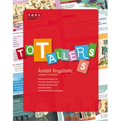 Tot Tallers Llengua Primària 5 2019 - [Livre en VO]