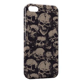 coque iphone 8 plus tête de mort