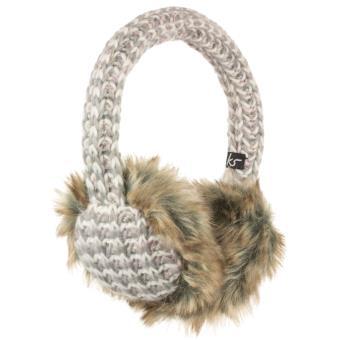 grande collection meilleure sélection vente en ligne Cache oreille lurex avec micro creme my way