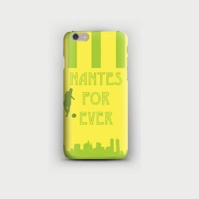 Coque iPhone 6 Ligue 1 Football Club de Nantes FC Nantes