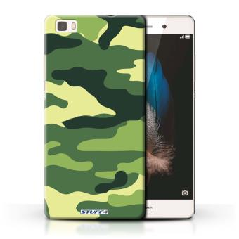 coque huawei p8 lite camouflage