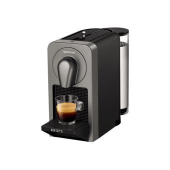 Krups Nespresso Prodigio XN410T - koffieapparaat - 19 bar - titaan