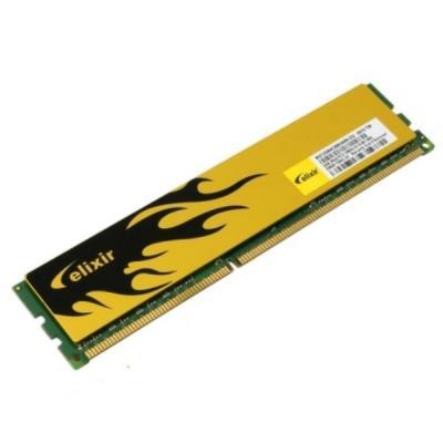 Fabricant : ELIXIR Référence : M2P2G64CB8HC9N-DG Capacité : 2Go Mémoire : DDR3 PC3-12800U Fréquence : 1600Mhz Specs : DIMM 240 pins (DDR3) - 1.65V - CL9 Produit d´occasion testé. Garantie 3 Mois.