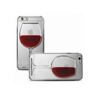 coque verre de vin iphone 6