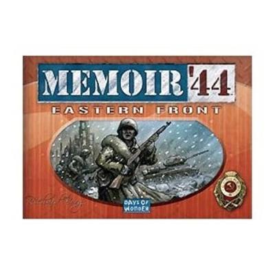 Asmodee - MEM03 - Jeu de stratégie - Extension Front de l'est - Mémoire 44