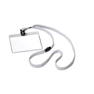 Durable cordon tissu pour badge lot de 10 161459