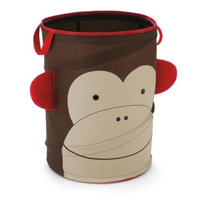 skip hop zoo hamper (monkey)