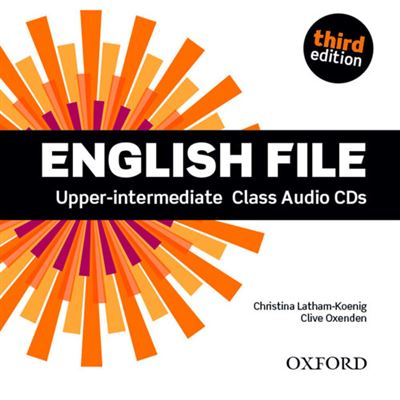 (Cd).(14).English File Upper Int.(Third Ed).Class Cd