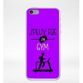 coque iphone 5 gymnastique