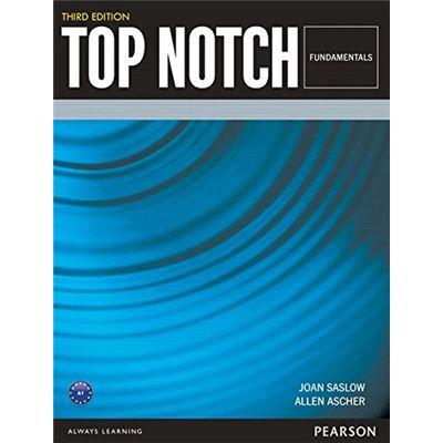 Top Notch Fundamentals -Student Book