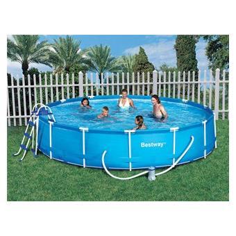 piscine hors sol ovale Pittefaux (Pas-de-Calais)
