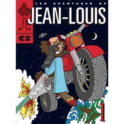 BD Les aventures de Jean Louis, TOME 1, Tombé du Ciel