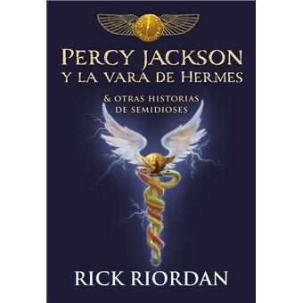 Percy jackson y la vara de hermanda