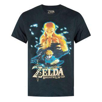 The Legend Of Zelda Breath Of The Wild T-