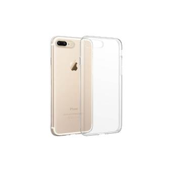 coque iphone 7 silicone transparent noir