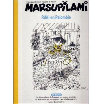 Marsupilami Tome 10 - Rififi En Palombie Cerise