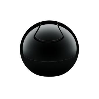 Spirella 10.15138 Bowl Poubelle Polystyrol Uni 1 L Blanc