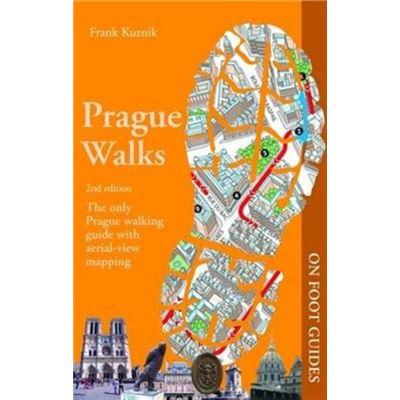 Prague Walks (On Foot Guides) (Paperback)