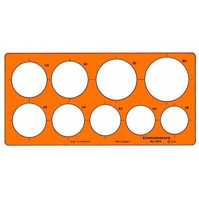 Trace cercles pairs et impairs grands cercles - graphoplex