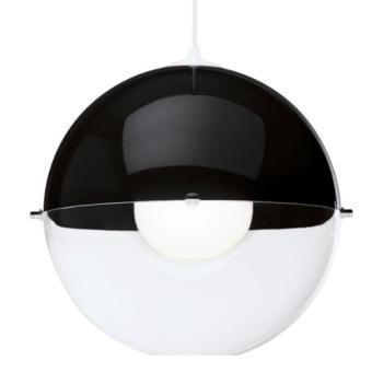 Déco Suspension Noir Koziol Luminaire Orion EHD29IW