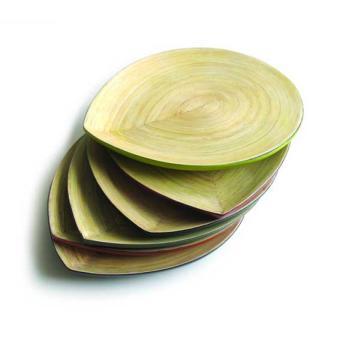 vaisselle en bambou petite assiette plate apero rouge achat prix fnac. Black Bedroom Furniture Sets. Home Design Ideas