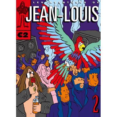 BD Les aventures de Jean Louis, TOME 2, Au Maximum