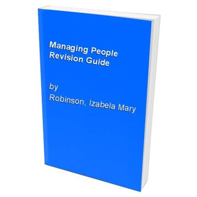 Managing People Revision Guide