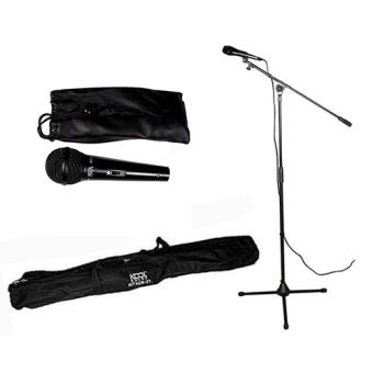 kit pied micro sac kms 07 noir microphone top prix fnac. Black Bedroom Furniture Sets. Home Design Ideas