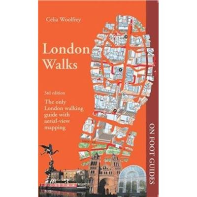 London Walks (On Foot Guides) (Paperback)