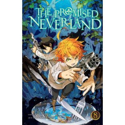 The Promised Neverland, Vol. 8 - [Version Originale]