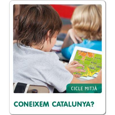Coneixem Catalunya?. Fem-Ho Per Projectes 2019 - [Livre en VO]
