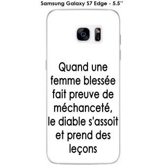 coque samsung galaxy s7 femme